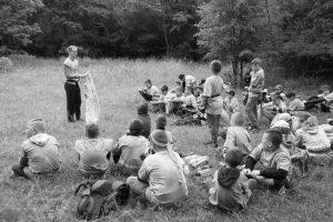 Robinson tábor