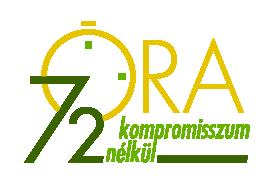 72ora.hu logo